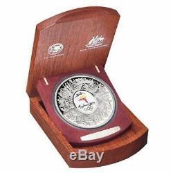 2000 1kg Silver Australian Sydney Olympic Games (Masterpiece)