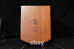 2000 Australia Sydney Olympic's 1-Kilo Coin Original Shipping Box (otx267)
