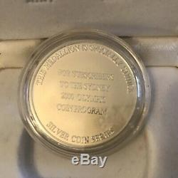 2000 Sydney Olympic Silver Coin Collection