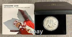 2007 Canada $250 Kilo Fine Silver Coin Vancouver Olympics Early Canada