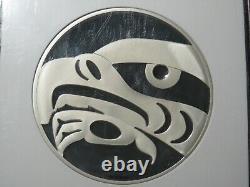 2010 Canada $250 Olympics Eagle 1 Kilo Silver NGC PF69 UCAM