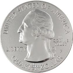 2011-P US America the Beautiful Five Ounce Silver Uncirculated Coin Olympic
