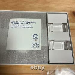 Complete Set of Olympic Games Tokyo 2020 1000 Yen Commemorative SV Proof Coins