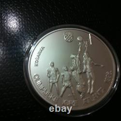 Croatia COIN- 200 Kuna, 1996, Olympics-ATLANTA- SILVER 925/ 1000- RRARE- PROFF