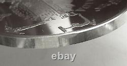I560 Romania 5000 lei 2000 Australia Sydney Olympic Games pattern unissued coin