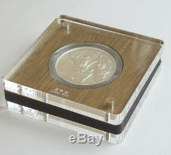 Japan 2020 Olympic Games Tokyo 1000 Yen Silver Gymnastics Proof Coin 2nd issued