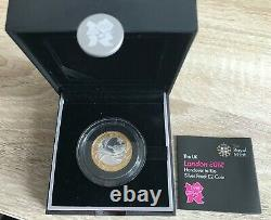 Simply Coins2012 Olympic Games Handover To Rio Silver Proof 2 Two Pound Coin